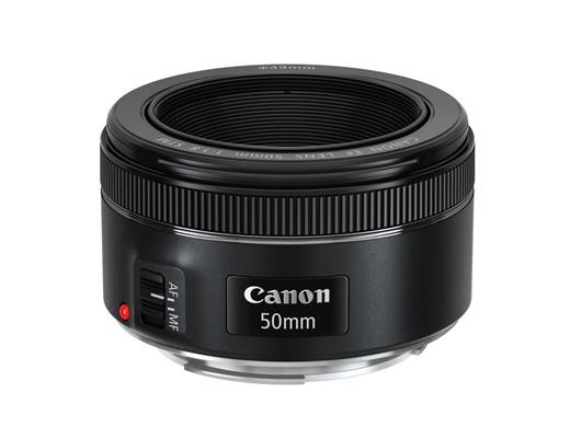 เลนส์ Canon 50 f1.8 STM