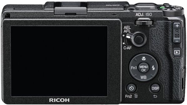 เปิดตัวกล้อง Ricoh GR II